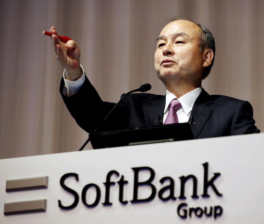 Financial Times: SoftBank là 'cá voi trên Nasdaq'