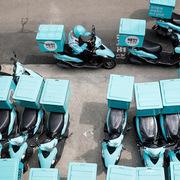 Cuộc chiến giao hàng ở Hàn Quốc: Startup đối đầu chaebol