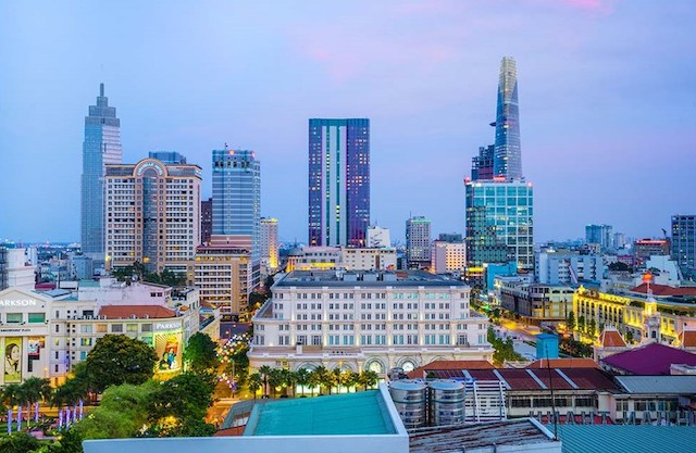 UBND quận 1 nâng cấp mô hình thí điểm đô thị thông minh giai đoạn 2020-2021.