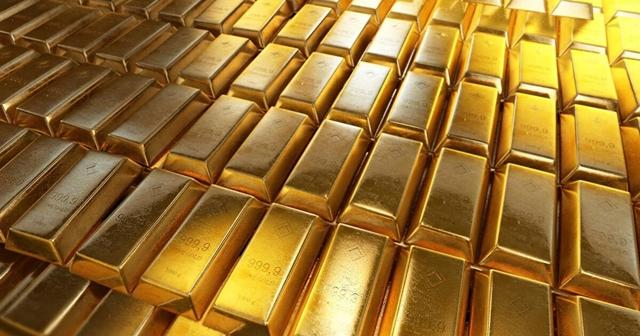 Nhu cầu mua vàng tăng mạnh đồng nghĩa với việc hoạt động kinh doanh của những công ty cung cấp dịch vụ lưu trữ và bảo vệ vàng trên thế giới cũng bùng nổ. Ảnh: Bloomberg.