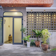 Căn nhà trên mảnh đất 50 m2 nổi bật và khác biệt ở Đà Nẵng