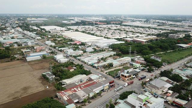 Đầu tư bất động sản vùng ven TP HCM: Đừng sợ đô thị 'ma'