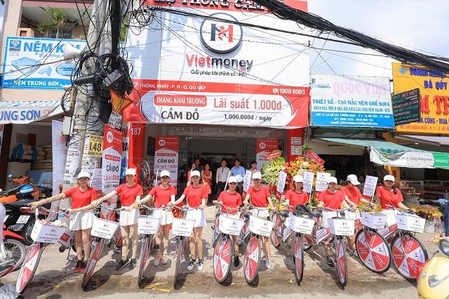 2 quỹ đầu tư rót tiền vào chuỗi cầm đồ Vietmoney, đồng nắm giữ 30% cổ phần