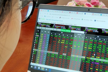 Khối ngoại mua ròng trở lại 44 tỷ đồng trong phiên VN-Index giảm hơn 13 điểm