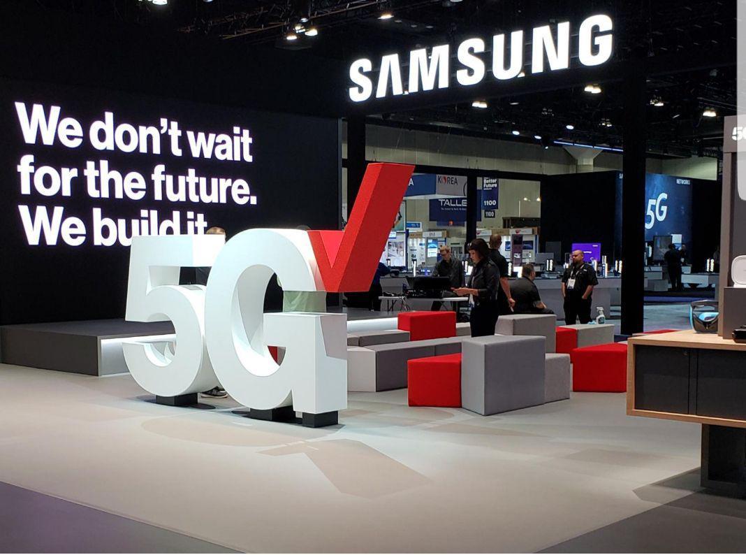 Samsung ký hợp đồng 6,6 tỷ USD cấp thiết bị mạng cho Verizon