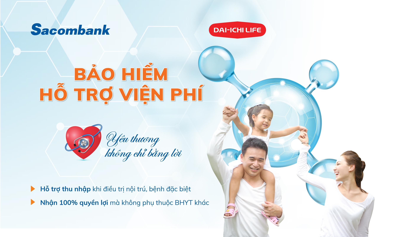 Sacombank và Dai-ichi Life Việt Nam ra mắt sản phẩm mới kỷ niệm ba năm hợp tác bancassurance