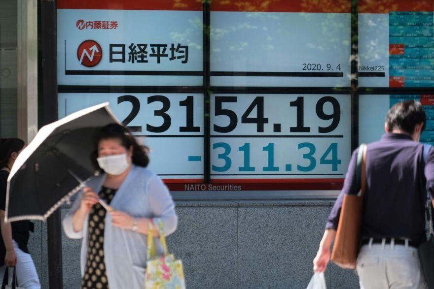Căng thẳng công nghệ Mỹ - Trung tăng, chứng khoán châu Á trái chiều