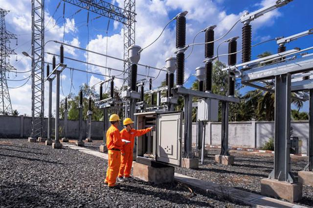 Dòng vốn FDI có xu hướng đổ vào ngành điện.