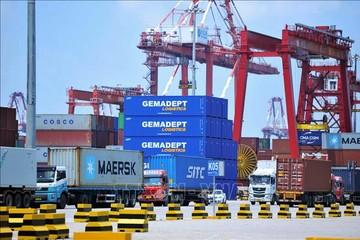 Xuất khẩu của Trung Quốc tăng mạnh nhất hơn một năm