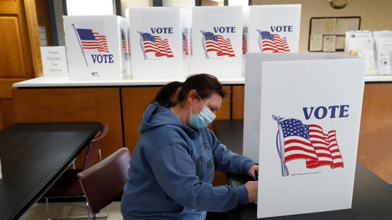 Bầu cử Mỹ 2020: Các ứng cử viên bước vào giai đoạn 'nước rút'