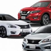 Nissan bất ngờ khai tử 3 mẫu ôtô tại Thái Lan