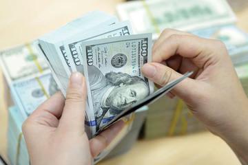 NHNN mua vào ngoại tệ, kỳ vọng đạt 100 tỷ USD dự trữ ngoại hối cuối năm