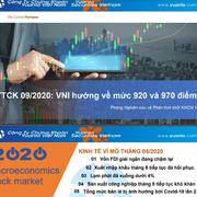 YSVN: Thị trường chứng khoán tháng 9 - VN-Index hướng về mức 920 và 970 điểm