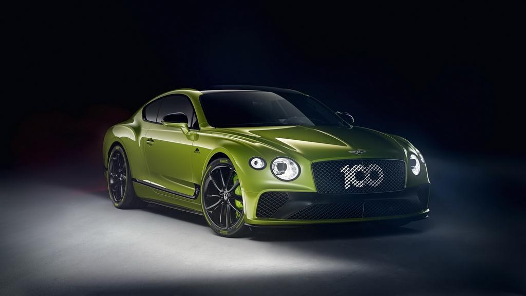 Bentley Continental GT bản đặc biệt ra mắt, giới hạn 15 chiếc