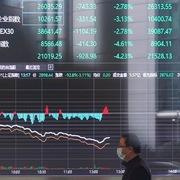 Trung Quốc ra CPI tháng 8, cổ phiếu công nghệ kéo chứng khoán châu Á giảm