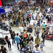 Sức mua xe máy tại Đông Nam Á giảm 33%, Việt Nam xếp thứ hai
