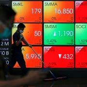Jakarta tái áp lệnh phong tỏa, thị trường chứng khoán Indonesia 'rút phích'