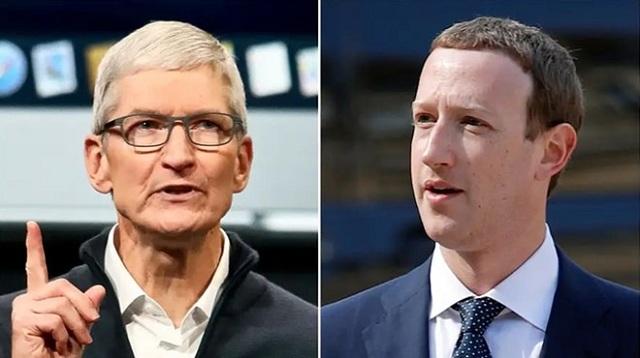 Mark Zuckerberg chê chính sách ứng dụng của Apple và ca ngợi Google