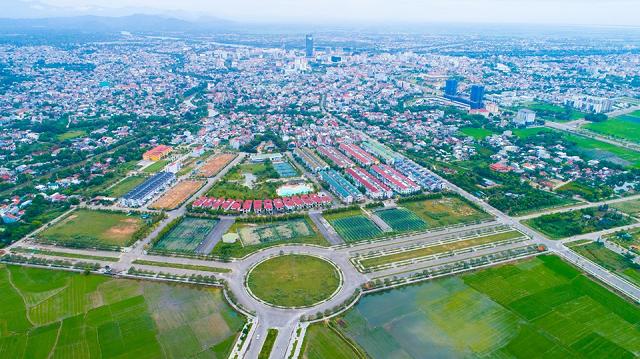 Môt hình đô thị Thừa Thiên Huế sẽ mang đặc trưng riêng theo hướng di sản, văn hóa, thân thiện với môi trường và thông minh.