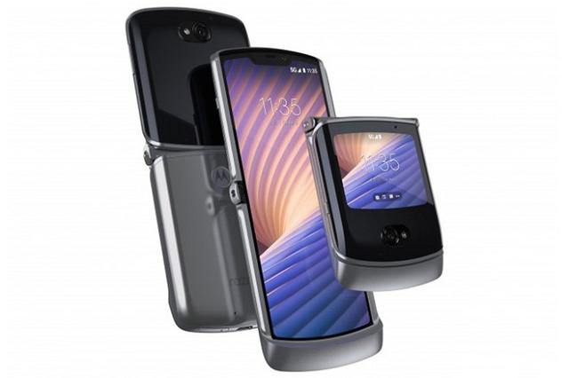Motorola Razr 5G ra mắt với giá 1.399 USD