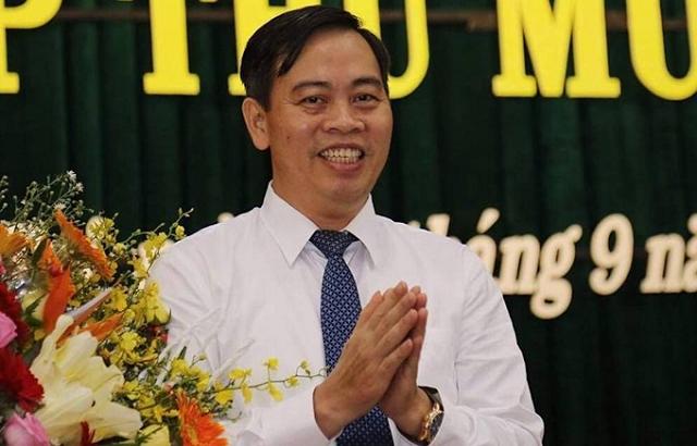 Ông Nguyễn Đăng Quang, Phó Bí thư Tỉnh ủy Quảng Trị vừa được bầu làm Chủ tịch HĐND tỉnh Quảng Trị.