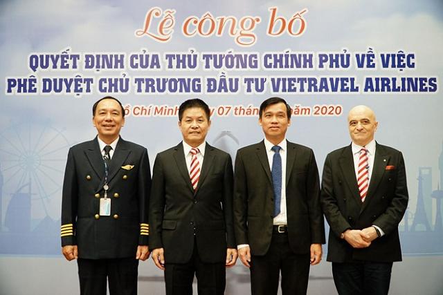Báo cáo Thủ tướng về giấy phép bay cho Vietravel Airlines trước 14/9