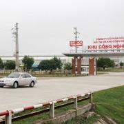 Khu công nghiệp Quế Võ II - Giai đoạn 2 ở Bắc Ninh có quy mô khoảng 277 ha