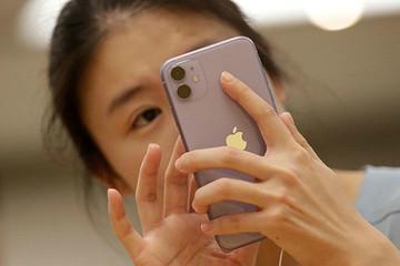 Doanh số iPhone tại Trung Quốc tăng trở lại