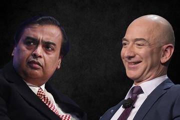 Tỷ phú Ấn Độ muốn bán 20 tỷ USD cổ phần hãng bán lẻ cho Amazon