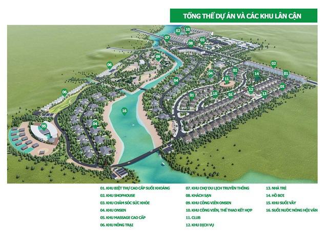 Bình Định duyệt Quy hoạch 1/500 khu du lịch nghỉ dưỡng 24 ha