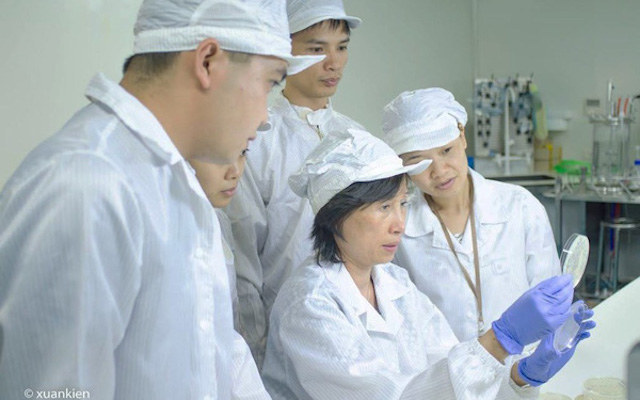 Huro Probiotics được đối tác đánh giá cao về năng lực nghiên cứu và khả năng mở rộng sản xuất ở quy mô công nghiệp.