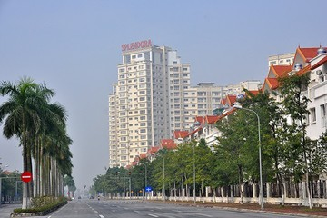 Vinaconex bán xong vốn tại An Khánh JVC