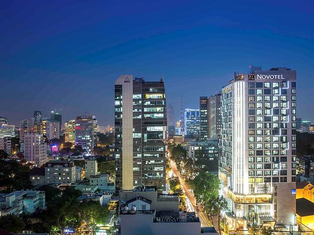 Doanh nghiệp sở hữu Novotel Saigon Centre vừa phát hành 3.000 tỷ đồng trái phiếu