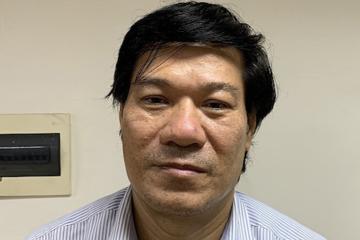 Giám đốc CDC Hà Nội Nguyễn Nhật Cảm bị đề nghị truy tố