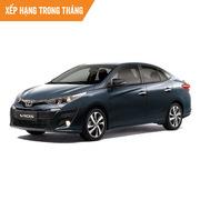 Top ôtô bán chạy tháng 8: VinFast Fadil rơi xuống vị trí số 9