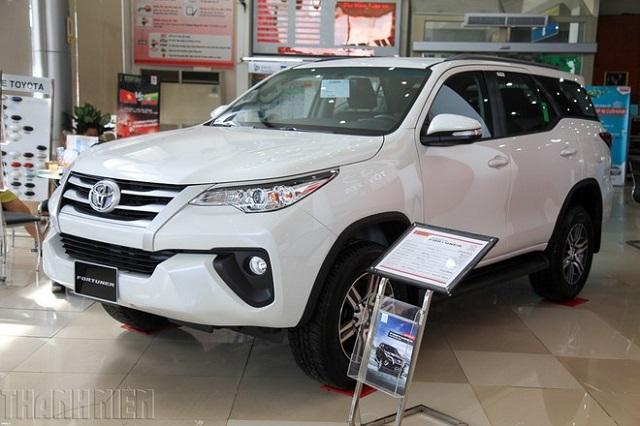 Triệu hồi xe SUV 7 chỗ bán chạy nhất của Toyota tại Việt Nam