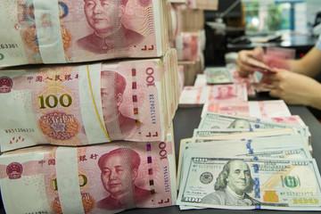 Nhân dân tệ có thể trở thành đồng tiền lớn thứ 3 thế giới