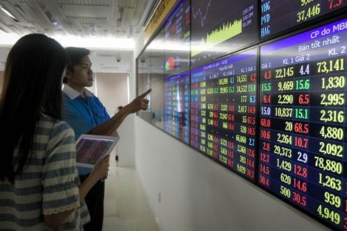 VN-Index tăng gần 6 điểm phiên đầu tuần, cổ phiếu xây dựng và VLXD là tâm điểm