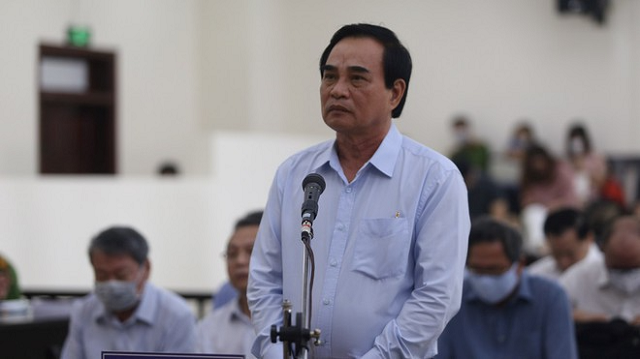 Đề nghị khai trừ ra khỏi Đảng nguyên chủ tịch Đà Nẵng Văn Hữu Chiến
