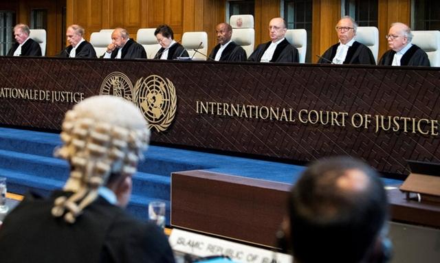 Iran kiện Mỹ ra tòa quốc tế