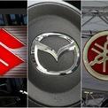 """<p class=""""Normal""""> <strong>Suzuki, Mazda và Yamaha gian dối dữ liệu khí thải</strong></p> <p class=""""Normal""""> Sau các vụ bê bối về an toàn ảnh hưởng đến ngành ôtô Nhật Bản, ba trong số các hãng xe lớn nhất đất nước """"mặt trời mọc"""" gồm Mazda, Suzuki và Yamaha dính vào cáo buộc gian dối dữ liệu khí thải. Sau bê bối của Nissan và Subaru, 23 công ty khác được yêu cầu thực hiện các bài kiểm tra khí thải.</p> <p class=""""Normal""""> Kết quả cho thấy xe Mazda, Suzuki và Yamaha sản xuất không đạt tiêu chuẩn. Những mẫu xe này không được kiểm tra đúng cách, có thể do quá trình thử nghiệm chưa hoàn chỉnh hoặc các bài kiểm tra được thực hiện bởi các kỹ thuật viên không có bằng cấp. Tuy nhiên, lãnh đạo của các hãng này đã phớt lờ việc đó. (Ảnh: <em>The Straits Times</em>)</p>"""