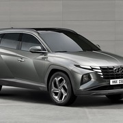 Hyundai Tucson thế hệ mới ra mắt