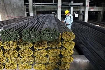 Sản xuất và tiêu thụ thép có tháng tăng thứ hai