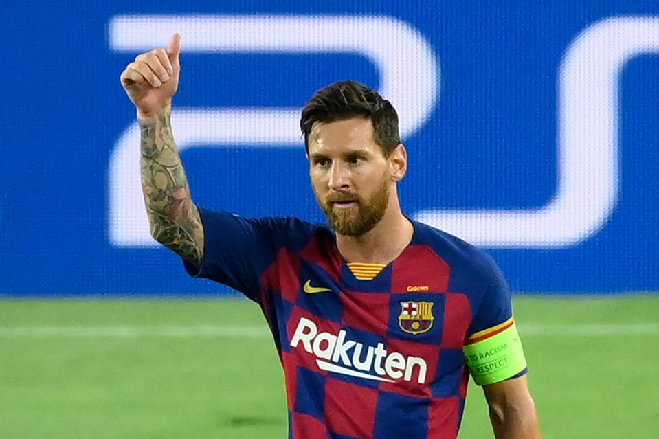 10 cầu thủ bóng đá kiếm được nhiều tiền nhất năm 2020: Messi vượt qua Ronaldo