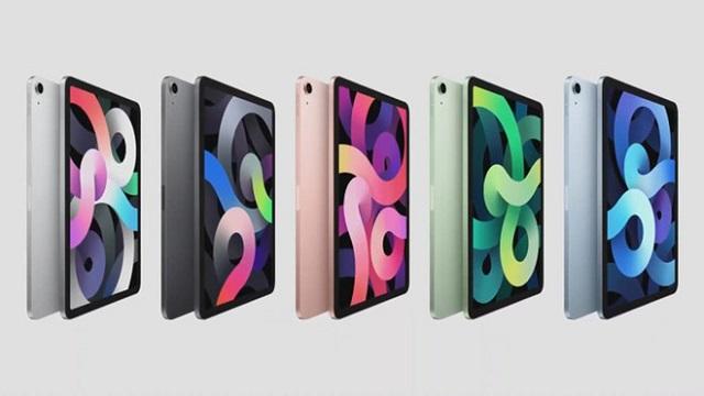 Apple trình làng iPad Air mới với chip A14 đột phá