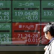 Xuất khẩu của Nhật Bản giảm sâu trong tháng 8, chứng khoán châu Á trái chiều