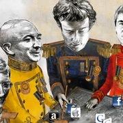 Từ đỉnh cao đến thoái trào: Cuộc đua của những 'ông lớn' internet trong 25 năm qua