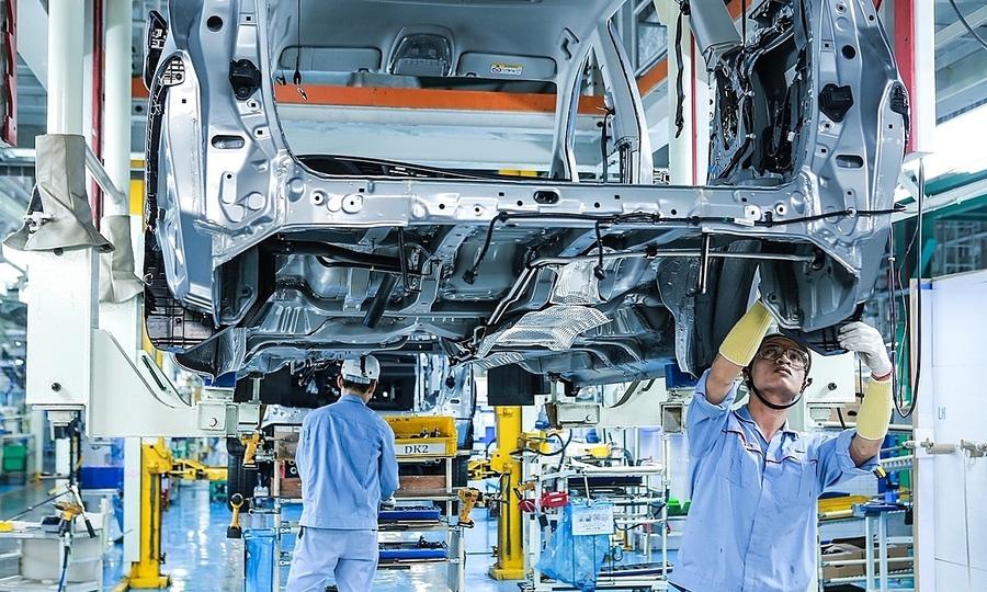 Doanh nghiệp sản xuất, lắp ráp ôtô trong nước được chậm nộp thuế