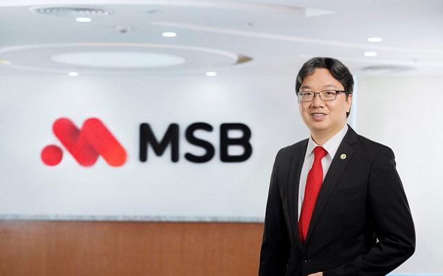 MSB họp cổ đông bất thường bầu CEO vào HĐQT
