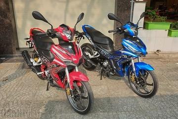 3 mẫu xe côn tay thể thao đang chật vật thoát ế tại Việt Nam